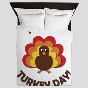 Happy Turkey Day! Queen Duvet