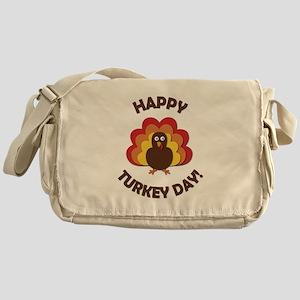 Happy Turkey Day! Messenger Bag