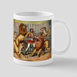 Lion Tamer Mugs