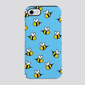 bees-lots_ff iPhone 7 Tough Case