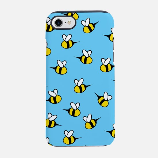 bees-lots_ff.png iPhone 7 Tough Case