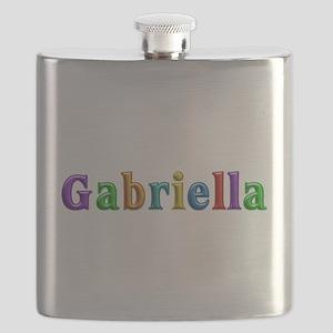 Gabriella Shiny Colors Flask