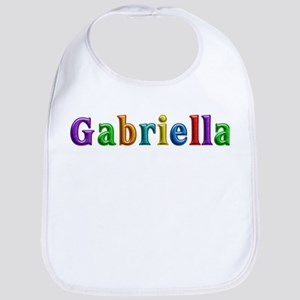 Gabriella Shiny Colors Bib
