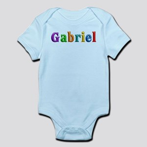 Gabriel Shiny Colors Body Suit