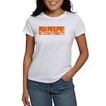 Orange Thrust Women's T-Shirt