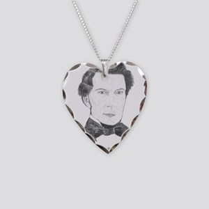George Gavin Ritchie Necklace Heart Charm