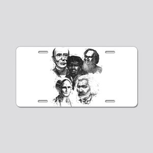 Inductees Group Image Aluminum License Plate