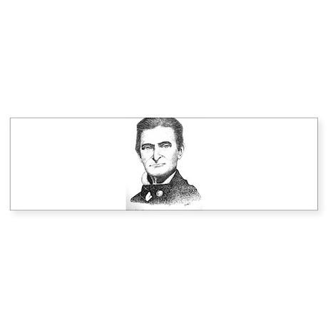 John Brown Sticker (Bumper)