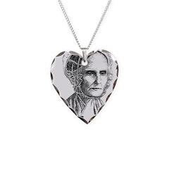 Lucretia Coffin Mott Necklace