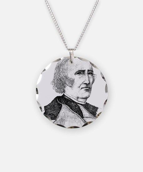 Wendell Phillips Necklace