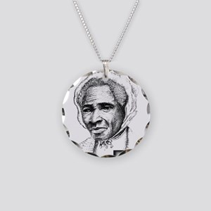 Sojourner Truth Necklace Circle Charm