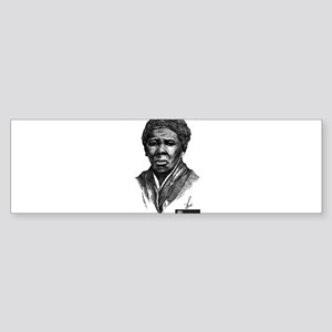 Tubman with Logo2 Sticker (Bumper)