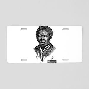 Harriet Tubman Aluminum License Plate
