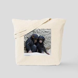 Chimpanzee002 Tote Bag