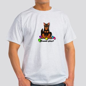 Beaucron Wanna Play T-Shirt