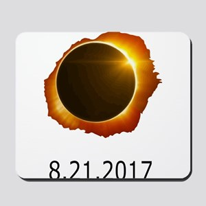 total eclipse Mousepad