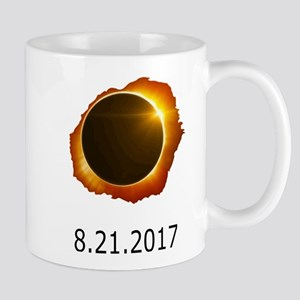 total eclipse Mugs