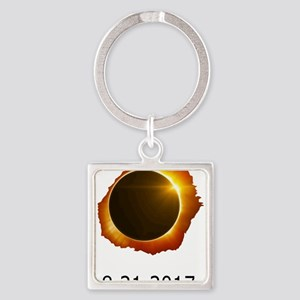 total eclipse Keychains