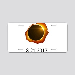 total eclipse Aluminum License Plate