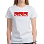 Red Thrust Women's T-Shirt