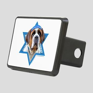 Hanukkah Star of David - St Bernard Rectangular Hi