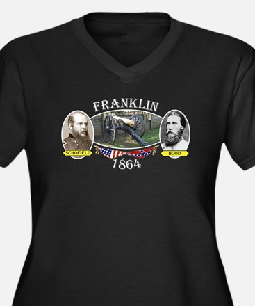 Franklin Plus Size T-Shirt