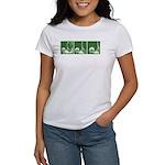 Green Thrust Women's T-Shirt