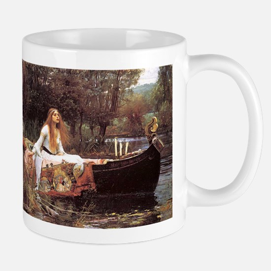 Lady of Shalott Mugs
