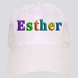 Esther Shiny Colors Baseball Cap