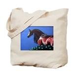 shining bay Tote Bag