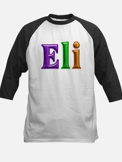 Eli Shiny Colors Baseball Jersey