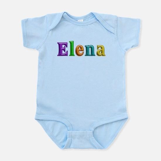 Elena Shiny Colors Body Suit