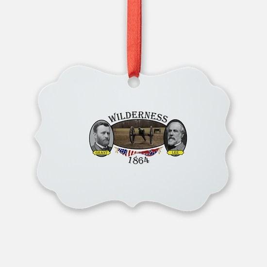 Wilderness Ornament