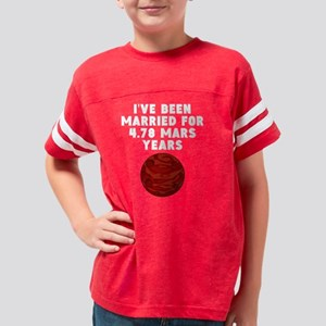 9th Anniversary Mars Years Youth Football Shirt