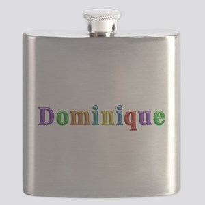 Dominique Shiny Colors Flask