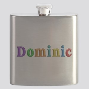 Dominic Shiny Colors Flask
