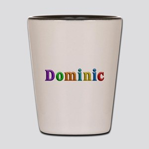 Dominic Shiny Colors Shot Glass