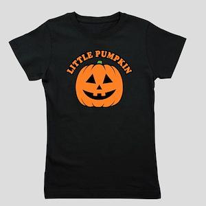 Little Pumpkin Girl's Tee
