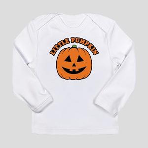 Little Pumpkin Long Sleeve Infant T-Shirt