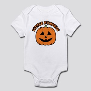 Little Pumpkin Infant Bodysuit