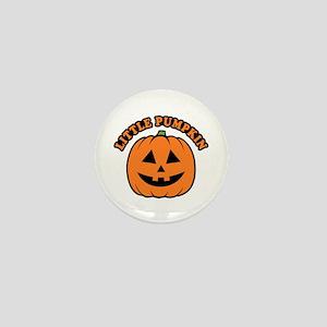 Little Pumpkin Mini Button