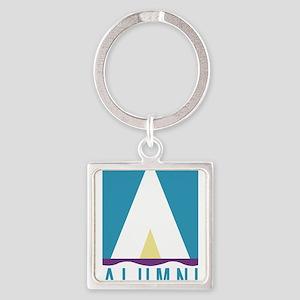 NWSA Alumni A Logo Keychains