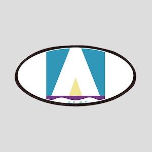 NWSA Alumni A Logo Patches