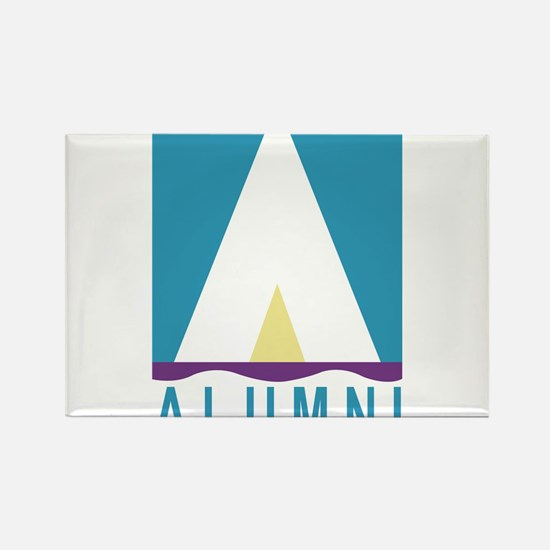 NWSA Alumni A Logo Magnets