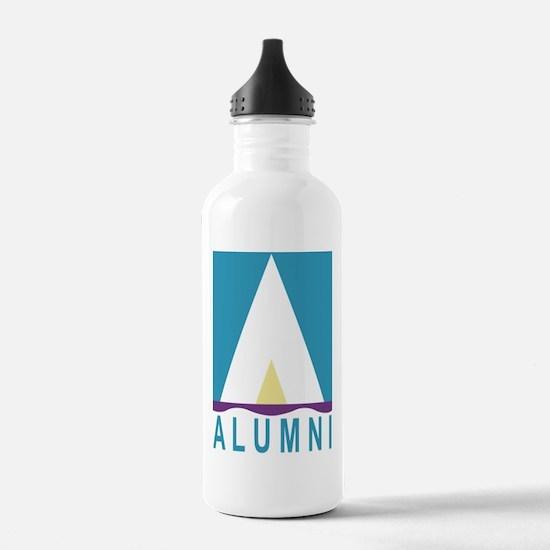 NWSA Alumni A Logo Water Bottle