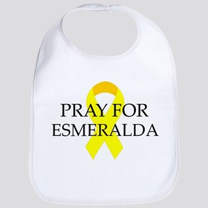 Pray for Esmeralda Bib