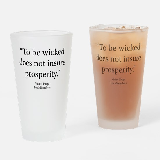 Les Miserables V1 Bk4 Ch3 Drinking Glass