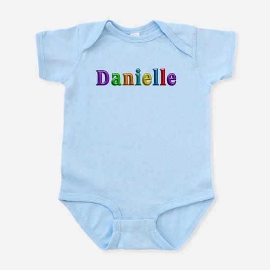 Danielle Shiny Colors Body Suit