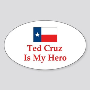 Ted Cruz is my hero Sticker