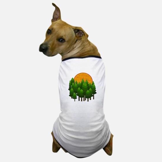 LIGHTED UP Dog T-Shirt